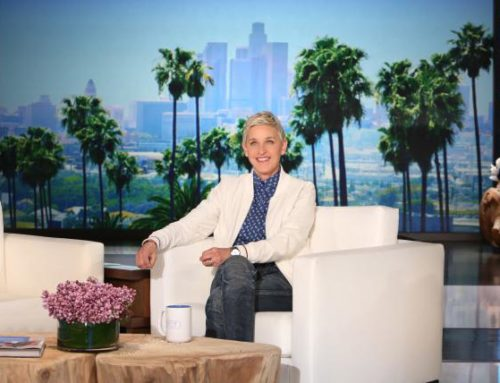 Ellen DeGeneres Takes to NewFronts to Introduce New Digital Network