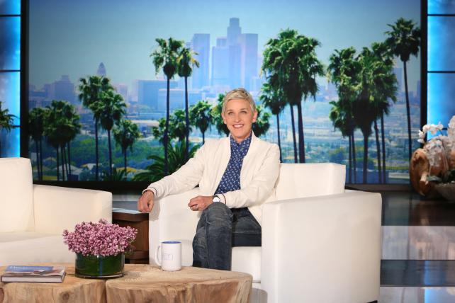 The Ellen DeGeneres Show 3x2